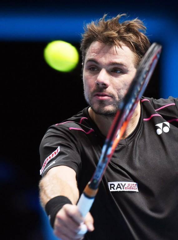 Federer vs. Wawrinka (© Keystone)