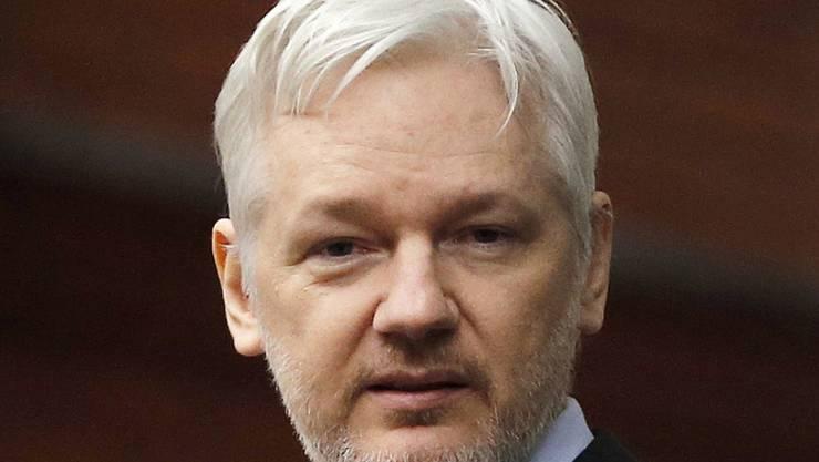 """Laura Poitras hat einen Film über den Wikileaks-Gründer Julian Assange gedreht. """"Risk"""" heisst der Streifen, der in den USA ausgestrahlt wird (Archiv)"""
