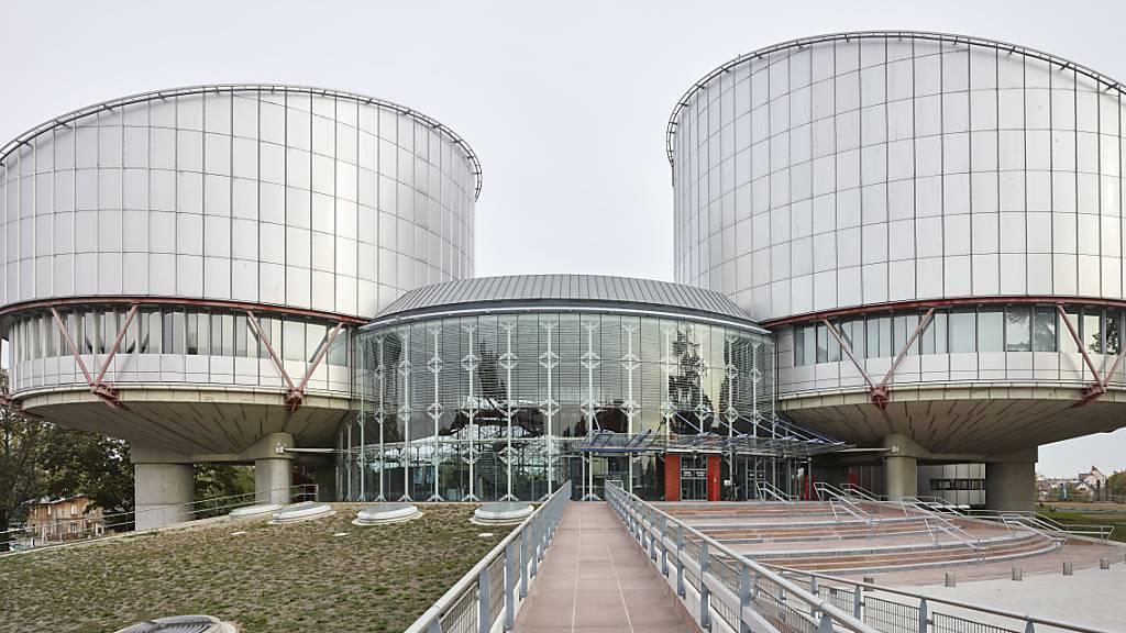 Schweiz wegen Verletzung der Menschenrechtskonvention verurteilt