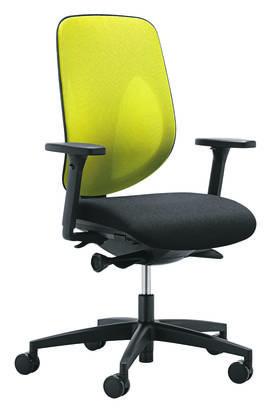 Modernster Komfort der Bürostuhl Giroflex 353.
