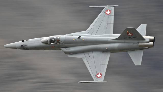 Nationalratskommission will Tiger-Kampfjets vor 2015 ersetzen (Archivbild)