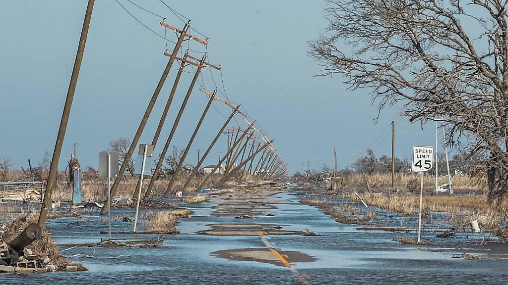 Swiss Re registriert Anstieg der weltweiten Katastrophenkosten