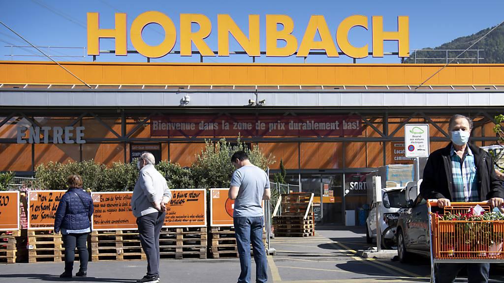 Hornbach profitiert in der Pandemie vom Heimwerkerboom