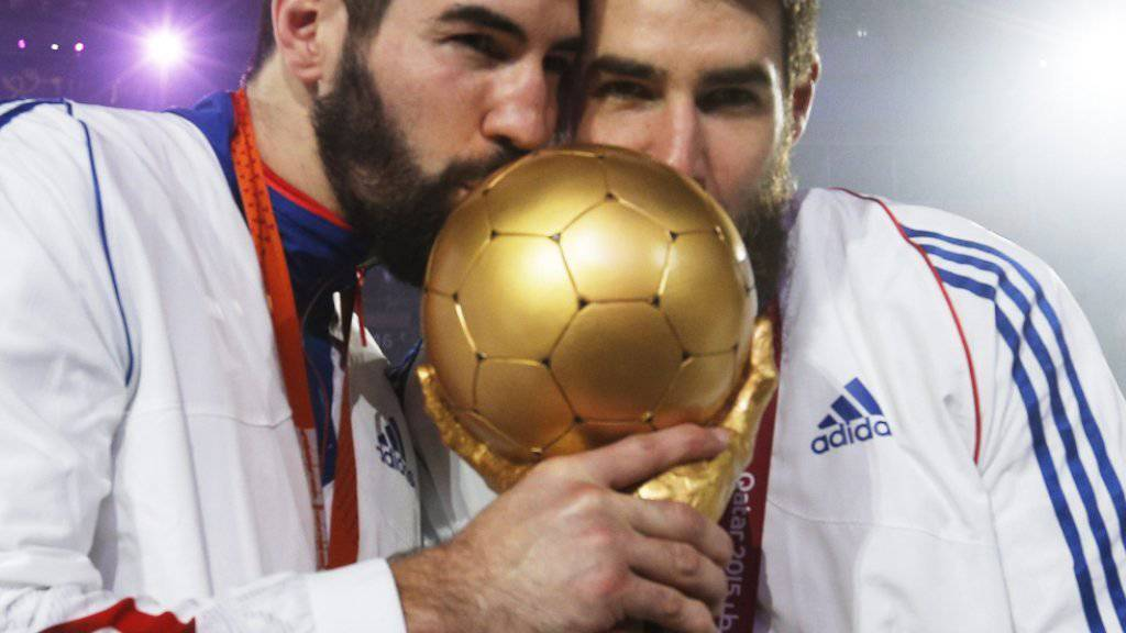 Nikola (links) und Luka Karabatic wurden wegen Spielmanipulation verurteilt