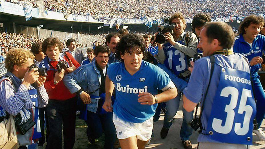 «Diego Maradona»