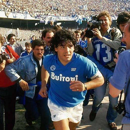 Kinotipp von Alex Oberholzer: Diego Maradona