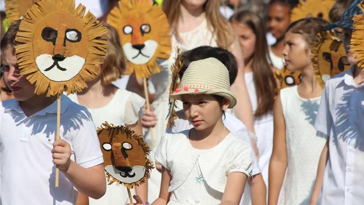 2018 wurde das Jugendfest zum letzten Mal von der Kreisschule Buchs-Rohr organisiert.