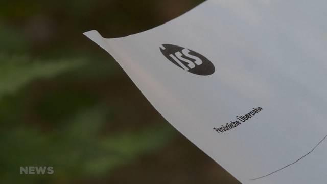 ISS kündigt 72 Mitarbeitern