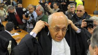 Der Turiner Staatsanwalt Raffaele Guariniello