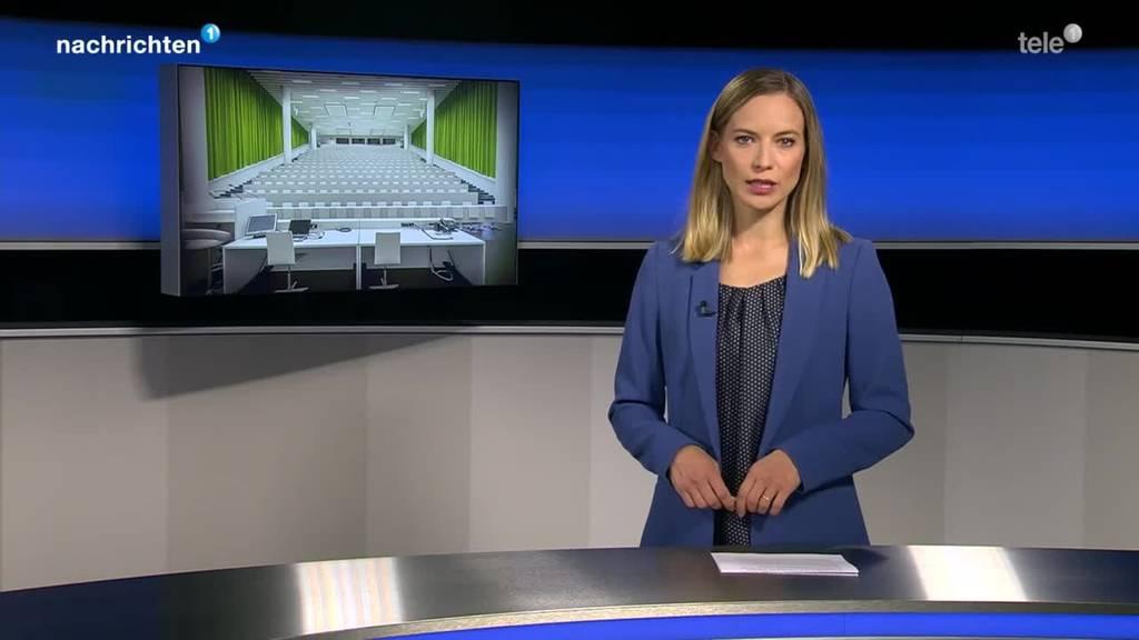 Uni Luzern wechselt wieder in den digitalen Modus