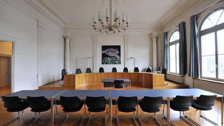 Die Obergerichtspräsidentin und drei weitere Oberrichter hatten Einblick in die Bewerbungsdossiers vor der Richterwahl 2018.