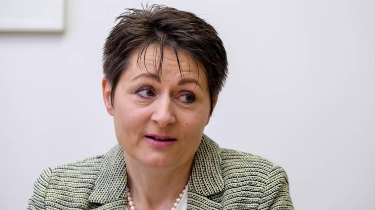 SVP-Kandidatin Roth: «Für Aufmerksamkeit muss man auch mal