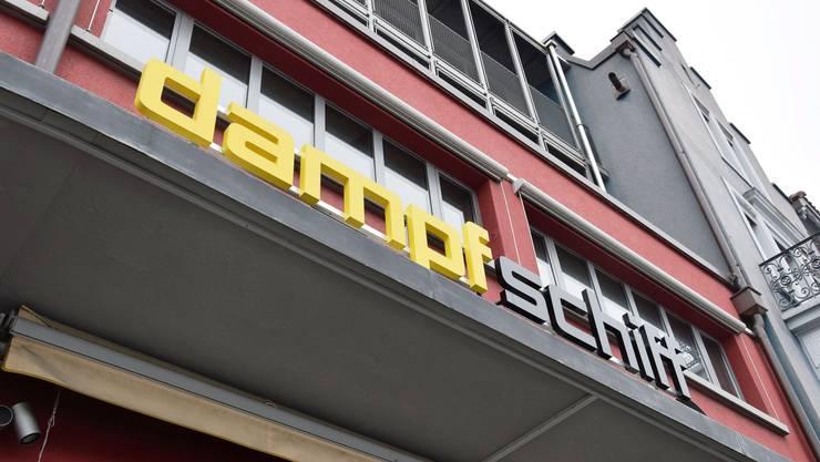 Die Zukunft des Kulturclubs Dampfschiff in Brugg ist ungewiss.
