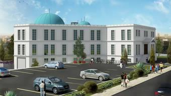 Moschee in Grenchen