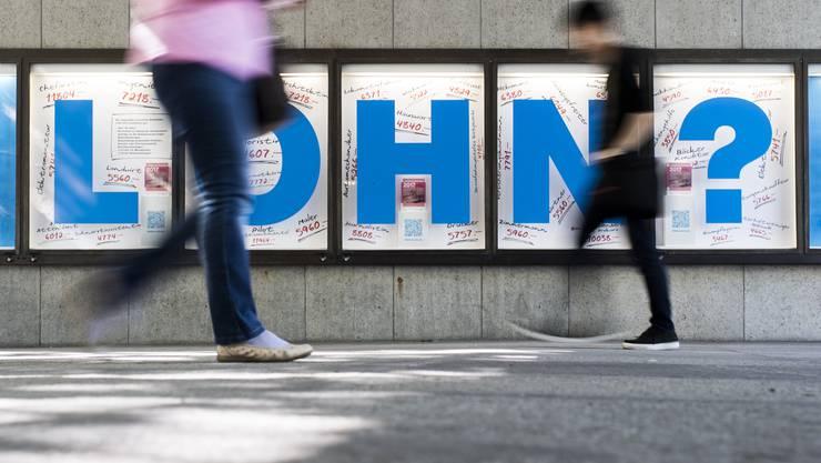 Verhandlungsposition durch die Personenfreizügigkeit geschwächt: Schweizer Arbeitnehmer.