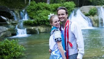 Das heiratswütigste Paar der Welt: Lisa Gant und Alex Pelling