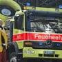 In einem Abfallbunker der KVA Winterthur ist ein Brand ausgebrochen. (Symbolbild)