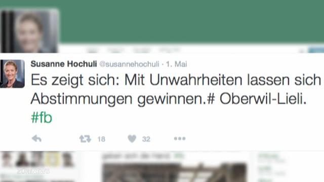 Lügenvorwürfe für Asyl-Freikauf von Oberwil-Lieli