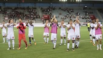 FC Thun - FC Basel, 2. Runde Super League Saison 2017/18, 05.08.17
