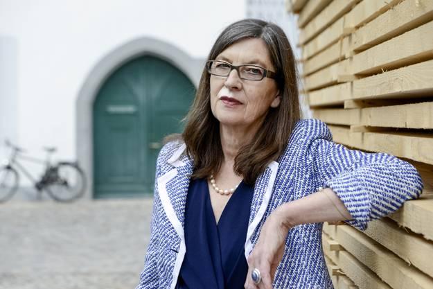 «Ich mag den Herrn Burgener nicht. Gar nicht. » Silvia Schenker  Nationalrätin (SP BS)