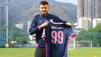 Orhan Mustafi fühlt sich wohl in Hongkong, wird aber irgendwann wieder in der Schweiz spielen.