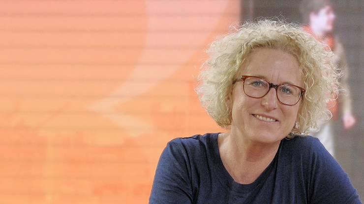 Karin Müller, die Chefredaktorin: «Das Team wächst über sich hinaus.»