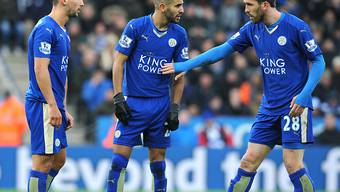 Leicester City kam im Heimspiel gegen West Bromwich Albion nicht über ein Remis hinaus
