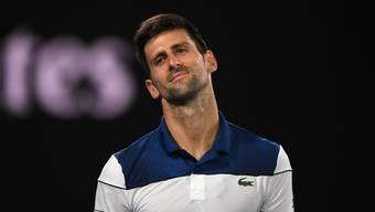 Novak Djokovic verliert im Achtelfinal gegen Chung Hyeon.