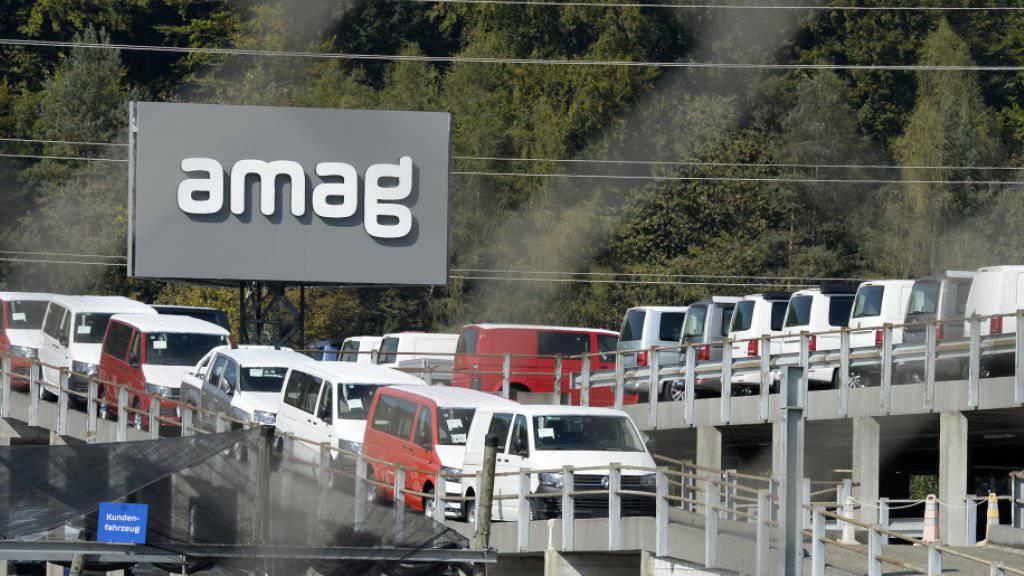 Der Schweizer Autohändler Amag übernimmt die Mehrheit der Car-Sharing-Plattform Sharoo.