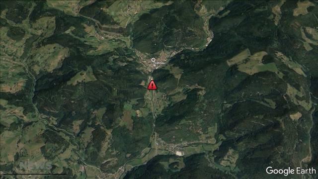 Totalschaden: Berner Familie im Schwarzwald verunglückt