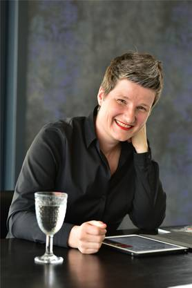 Nadine Vögeli, Kantonsrätin SP, Hägendorf
