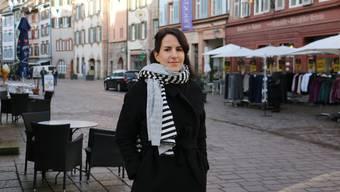 Sie soll den Leerstand beseitigen: Sarina Pensa, City-Managerin von Rheinfelden.
