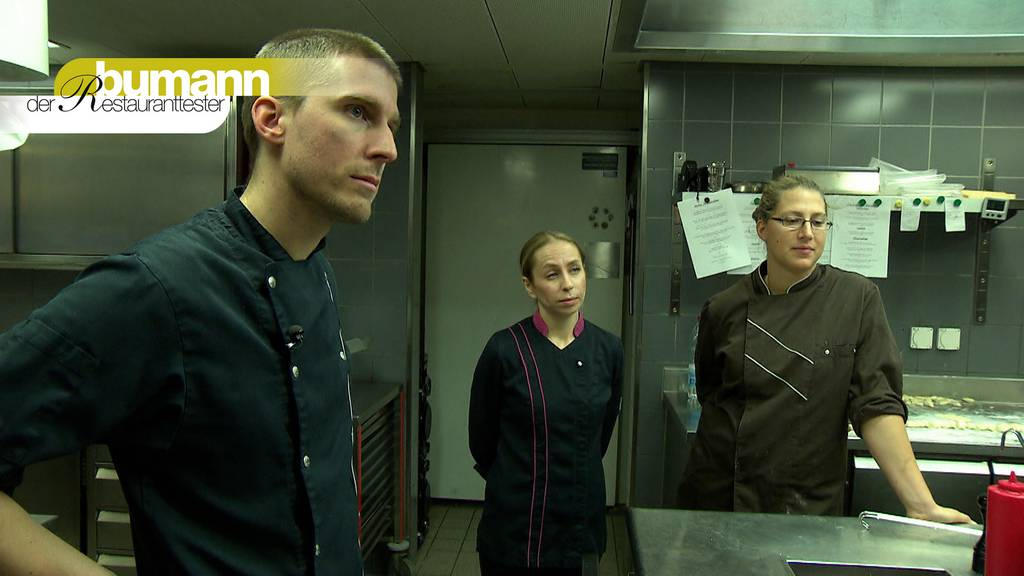 Bumann muss gelangweiltes Küchenteam motivieren