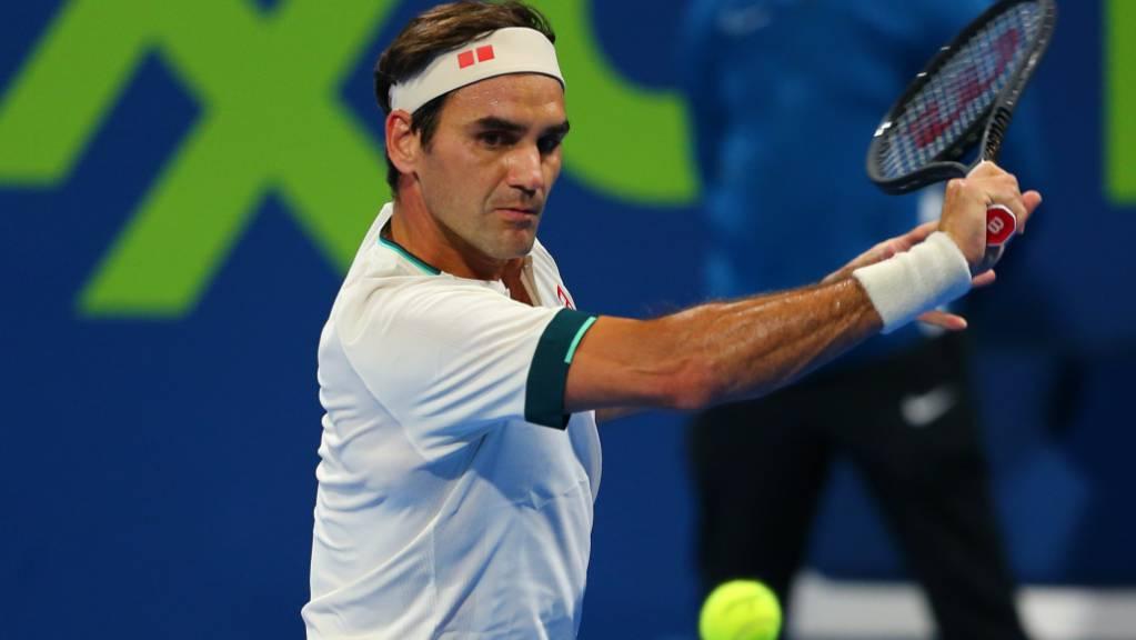 Roger Federer wird in Rom nicht am Start sein