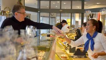 """Café """"Himmel"""" in Baden (Stand: 11. Februar 2019)"""