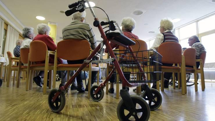 Jetzt online: Informationen über Pflegeeinrichtungen.