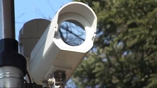 Videoüberwachung im Wald