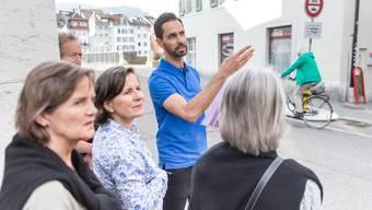Rundgang durch die Solothurner Vorstadt