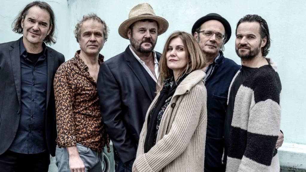 Die Berner Band Patent Ochsner wird im Rahmen der Swiss Music Awards für ihr Lebenswerk ausgezeichnet.