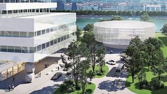 Die Pläne für die Neugestaltung des Roche-Südareals stösst auf Widerstand.