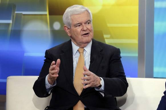 Sieht keinen Raum für Kompromisse: Newt Gingrich.