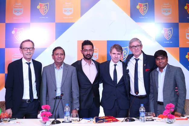 Der FC Basel übernimmt 26 Prozent der Anteile an Chennai City.