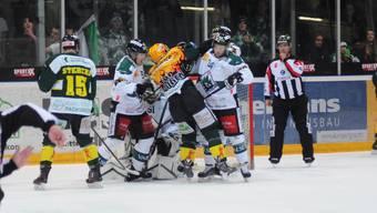 Bildergalerie Hockey Thurgau - EHC Olten