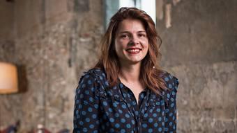 Hat sich ihren neuen Aufgaben und der Stimmung voll hingeben können: Anita Hugi.