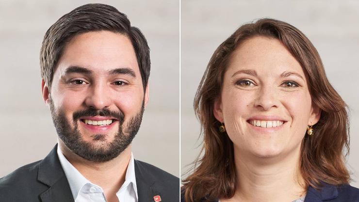 Cédric Wermuth und Mattea Meyer übernehmen das SP-Präsidium voraussichtlich kampflos.