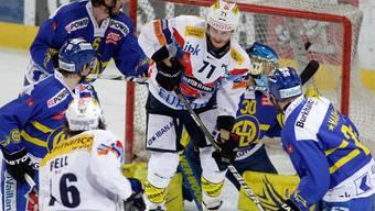 NLA-Playoff-Final: 1. Runde
