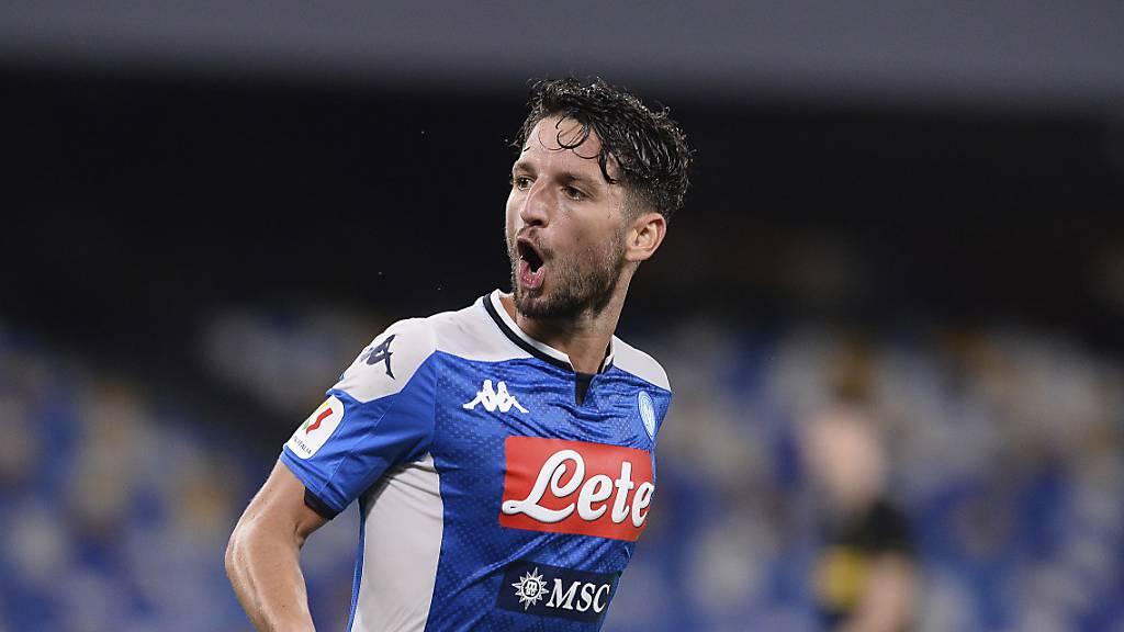 Napoli zweiter Cup-Finalist