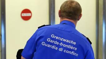 Die Grenzwache sieht sich mit Vorwürfen konfrontiert (Archivbild)