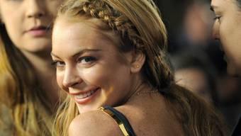 Aus der Entzugsklinik entlassen: Lindsay Lohan (Archiv)