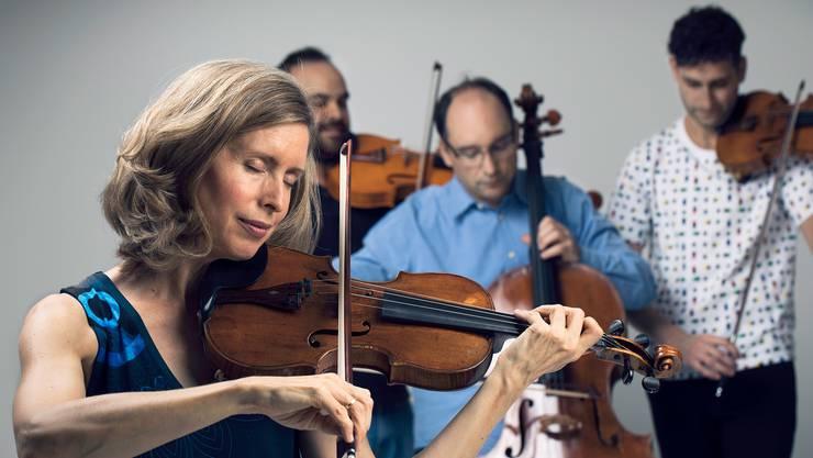 Seit 2002 arbeitet das Quartett gemeinsam.